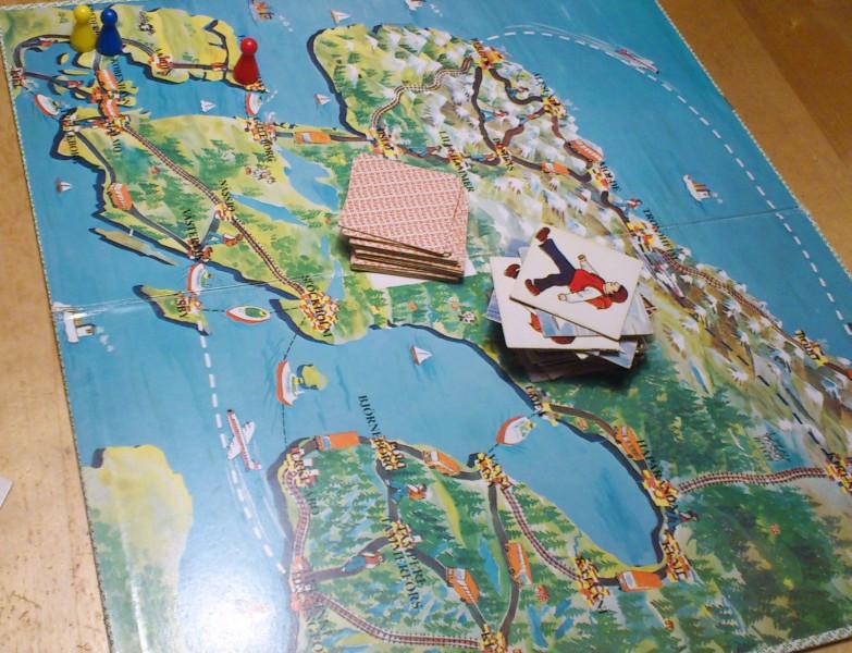 Nostalgi-spel