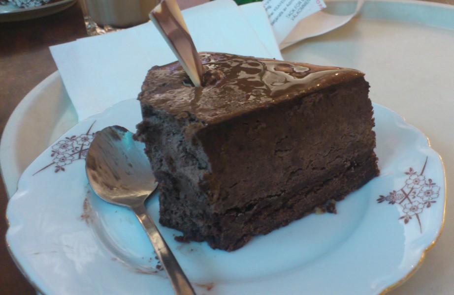 Chokladmoussetårta!!
